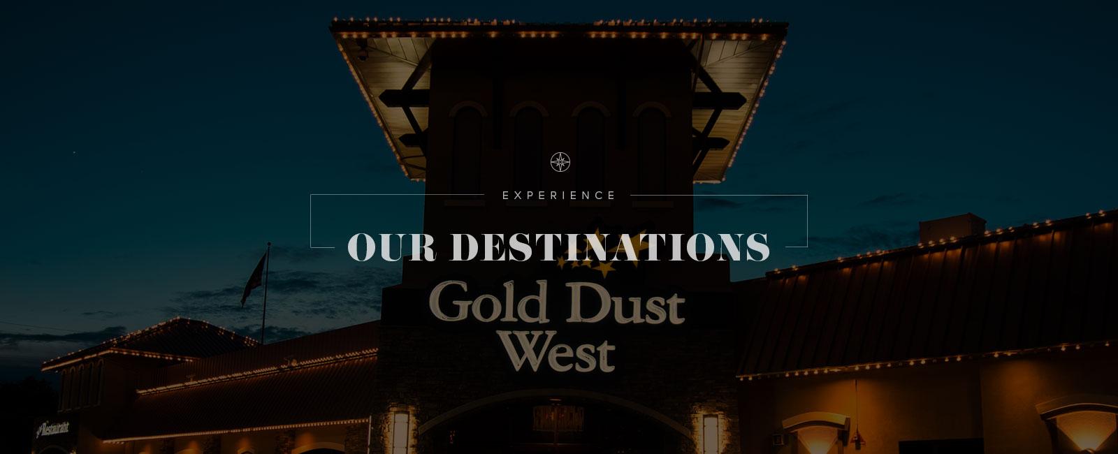 Our Destinations