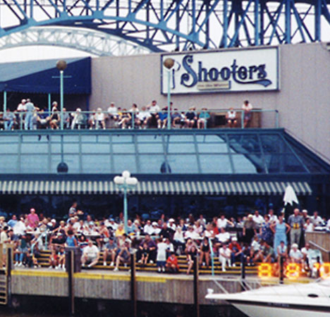 Shooters Waterfront Cafe